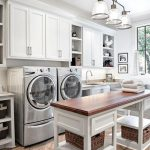 Best Double Washing Machine In The Kitchen Ideas