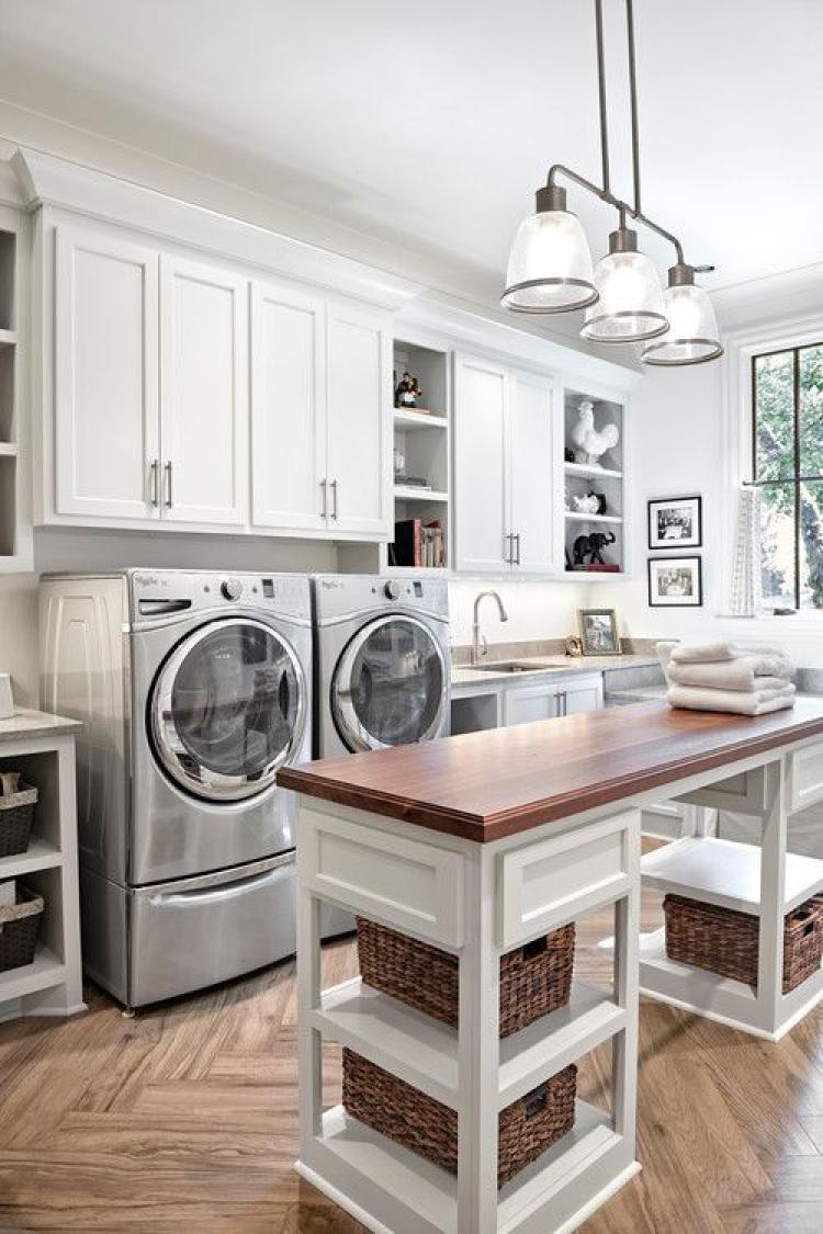 Best Double Washing Machine In The Kitchen Ideas