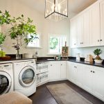Best Washing Machine In The Kitchen L Shaped Ideas