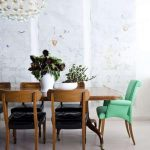 Color Aquamarine Chair Dining Furniture