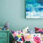 Color of Aquamarine Walls