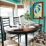 Dining Room Walls Acquamarina Color