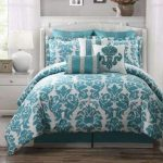 Fabrics for the Color Aquamarine Bedroom