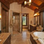 Rustic Bathroom Design Elegant Bathroom Design