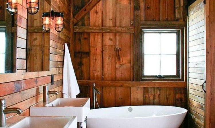 Beauty Of Rustic Bathroom Ideas And Models: 38 Beautiful Design Of Rustic Bathroom Ideas