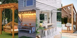 20 Creative Pergola Design For Outdoor Enterntaining