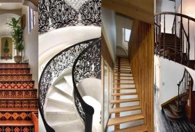 25 Wonderful Mediterranean Staircase That Will Amaze You