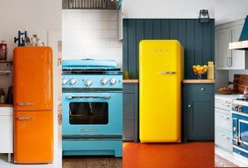 Best Colorful Kitchen Appliances Inspirations