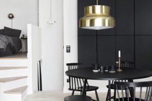 Black Small Dining Room Ideas