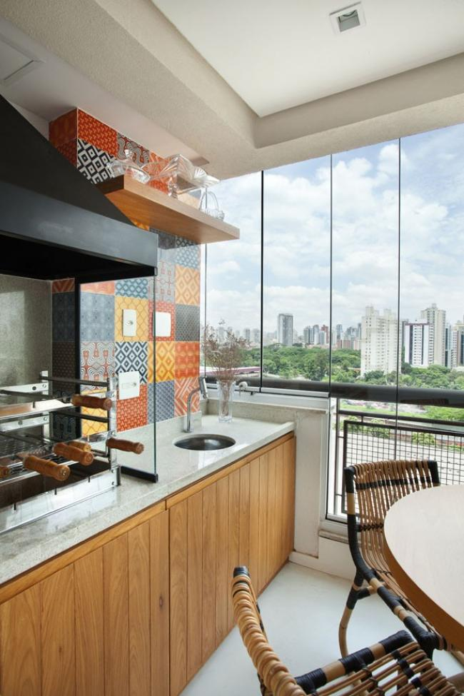 Fabulous Apartment Studio Kitchen Design