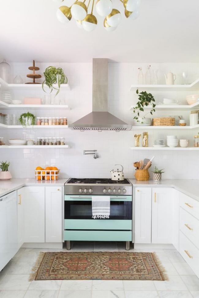 Best Colorful Kitchen Appliances Inspirations Page 13 Of 25