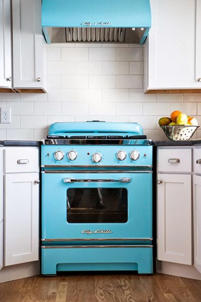 Best Colorful Kitchen Appliances Inspirations Page 21 Of 25