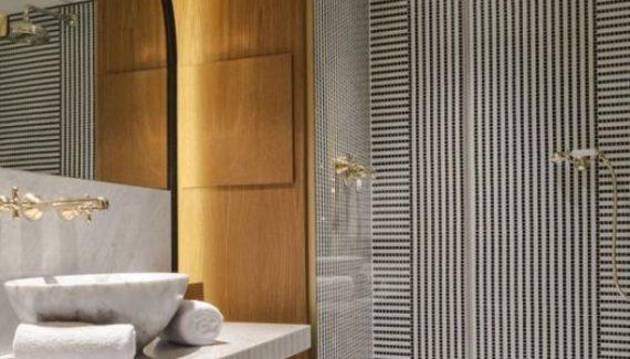 Luxurious Hotel Modern Bathroom Design Ideas 1