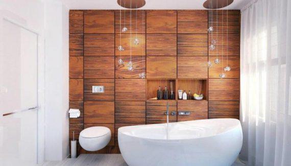 Modern Bathroom design 8 sq