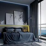 Modern Classic and Masculine Men Bedroom Ideas and Designs Inspirations 10
