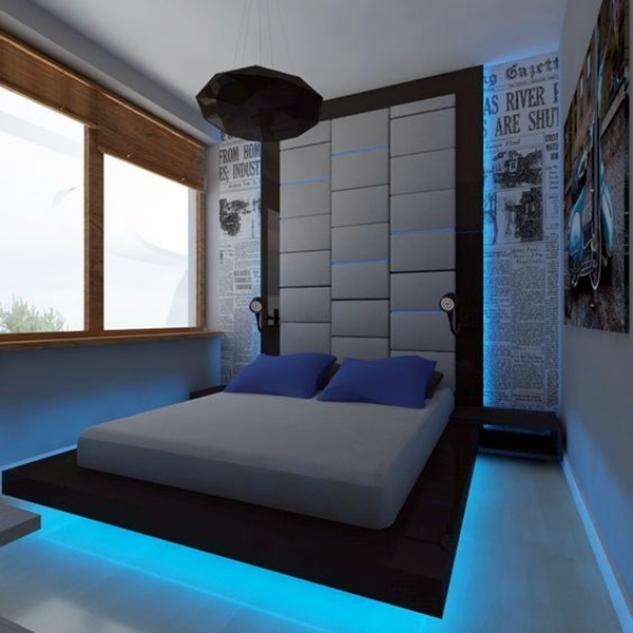 20 Modern Contemporary Masculine Bedroom Designs: 53 Masculine Modern And Classic Men Bedrooms Ideas