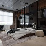 Modern Classic and Masculine Men Bedroom Ideas and Designs Inspirations 24
