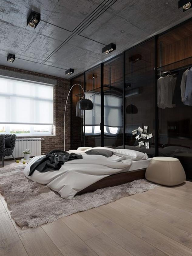 Room Design Ideas For Men: 53 Masculine Modern And Classic Men Bedrooms Ideas