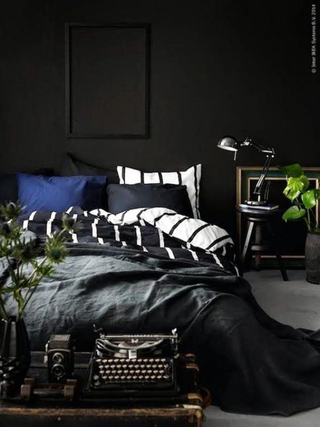 Modern Classic and Masculine Men Bedroom Ideas and Designs Inspirations 25