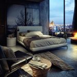 Modern Classic and Masculine Men Bedroom Ideas and Designs Inspirations 30