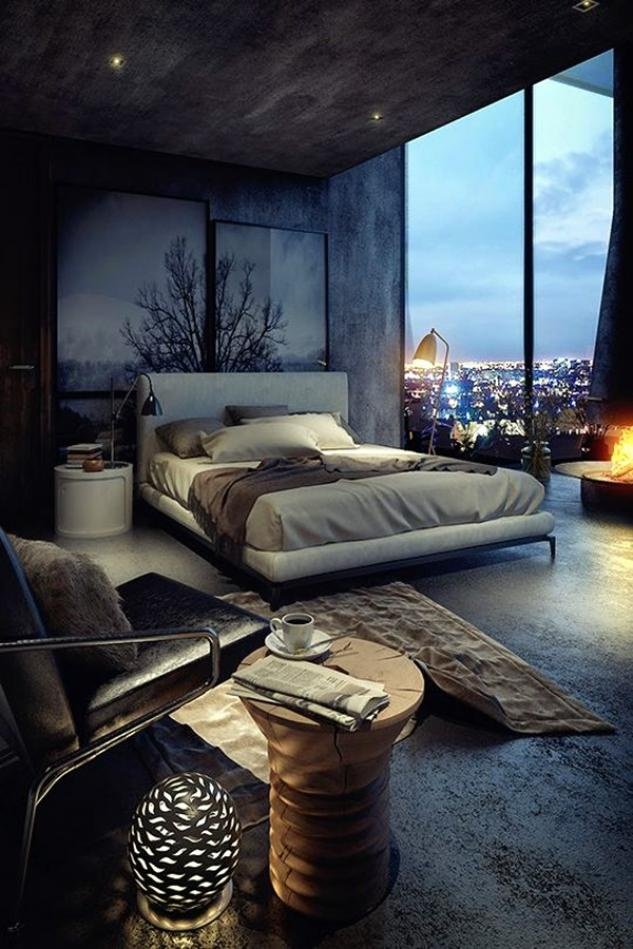 Modern Classic And Masculine Men Bedroom Ideas Designs Inspirations 30