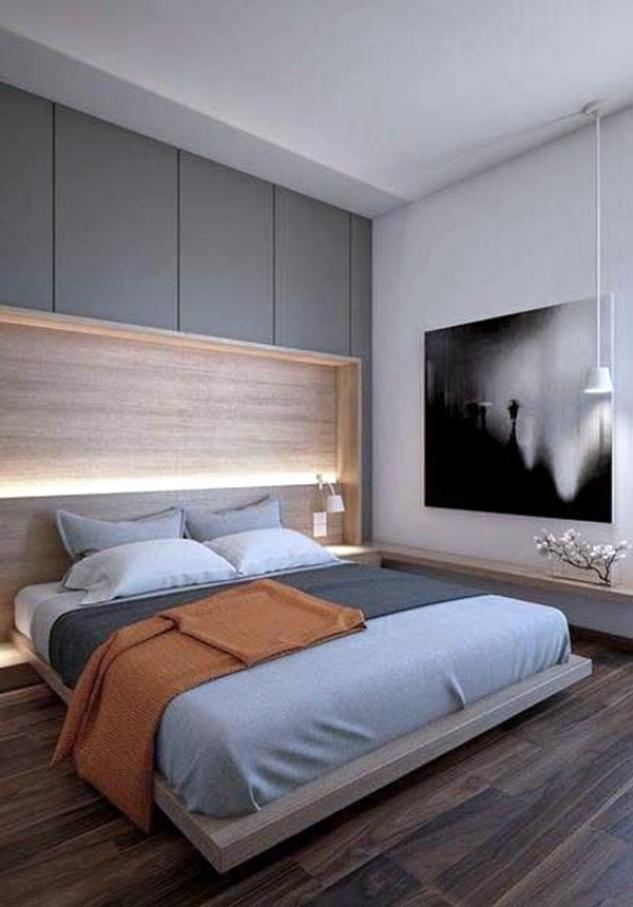53 masculine modern and classic men bedrooms ideas - Modern bedroom ideas for guys ...