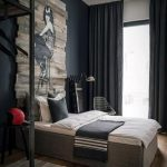 Modern Classic and Masculine Men Bedroom Ideas and Designs Inspirations 34