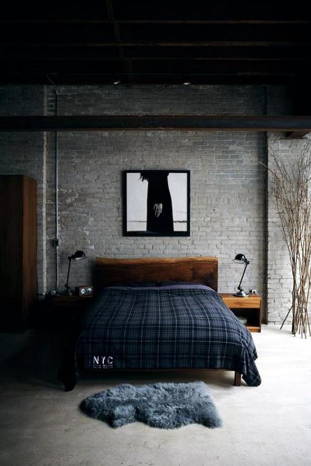 modern classic and masculine men bedroom ideas and designs i