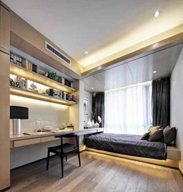 30 Stylish And Contemporary Masculine Bedroom Ideas: 53 Masculine Modern And Classic Men Bedrooms Ideas