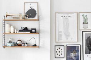 Wall Rack Shelving Ideas Ideas