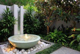 Wonderful Zen Garden Water Feature