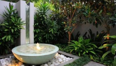 Wonderful Zen Garden Water Feature