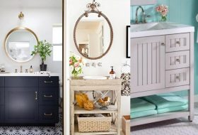 35 Inspirations Bathroom Vanity Design