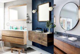 Adorable Floating Vanities for Fascinating Bathroom