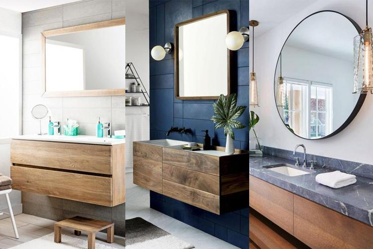 Adorable Floating Vanities for Fascinating Bathroom