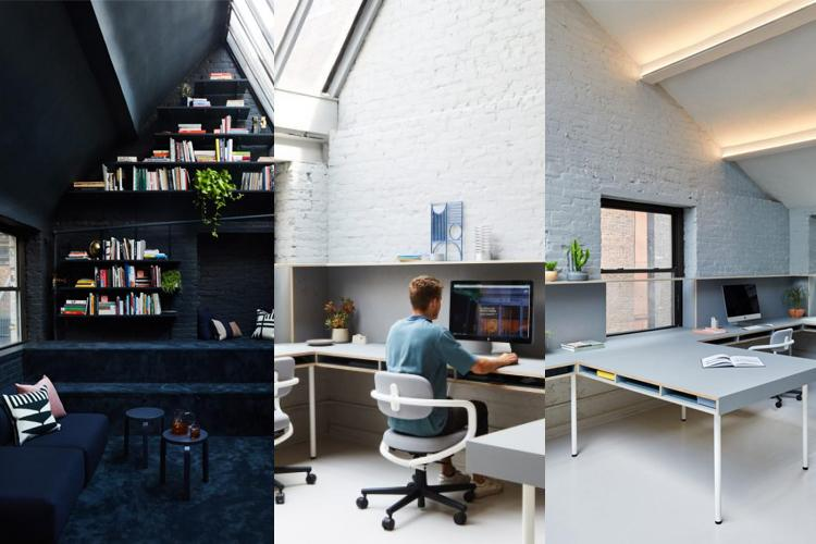 Amazing New York Office GRT Architects