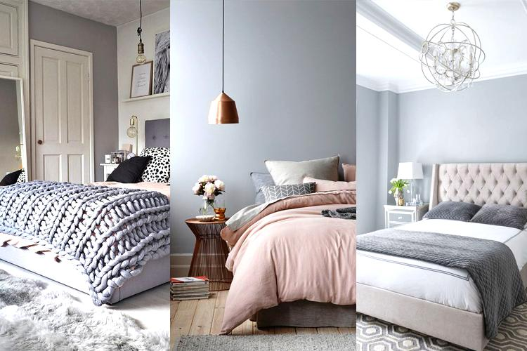 Easy Steps to Make Beautiful Gray Bedrooms Design
