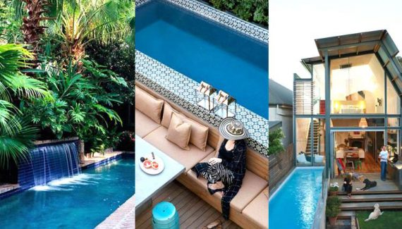 Awesome Narrow Pools For The Solids Space