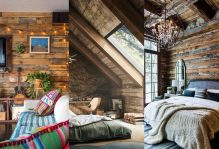 30+ Cool Cabin Style Design Ideas
