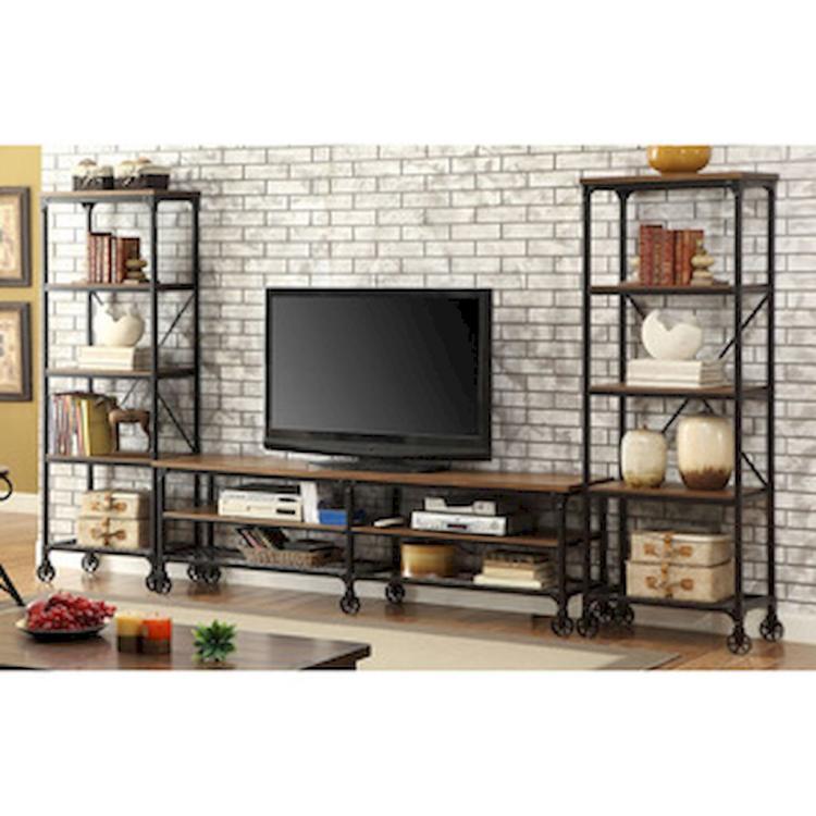 55+ DIY Industrial Furniture Entertainment Center