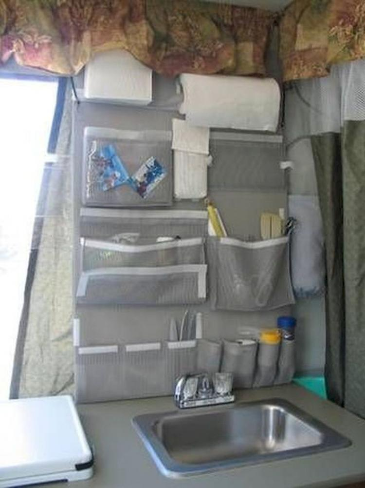 50 Simple Rvs Storage Solution On A Budget