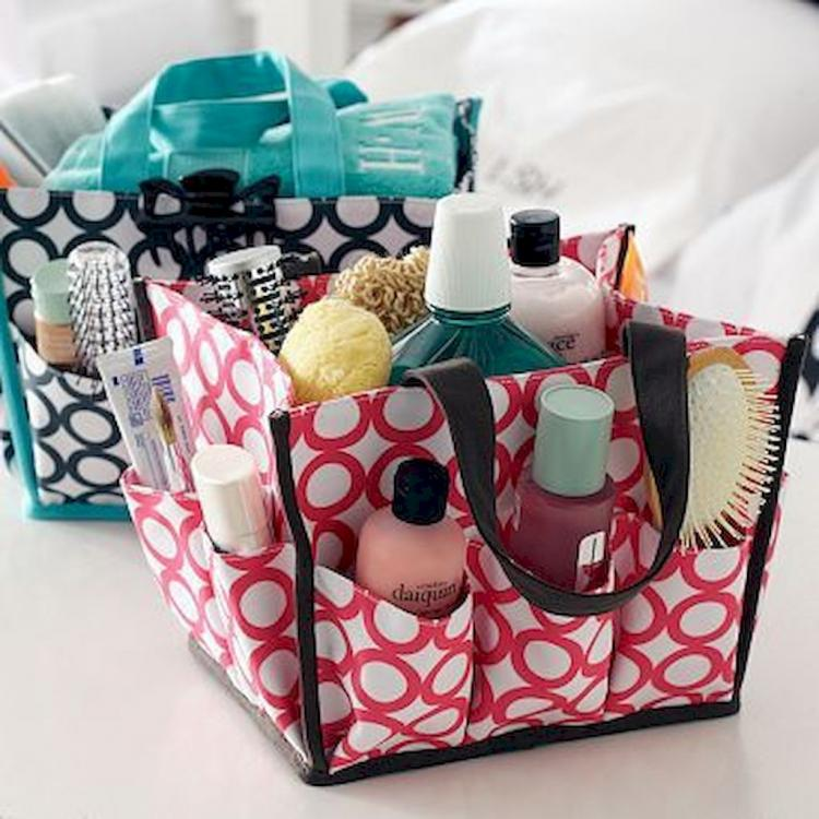 40 Tips And Trick Dorm Room Organization Storage On A Budget