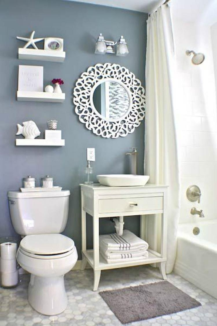30 Cool Small Bathroom Remodel Inspirations
