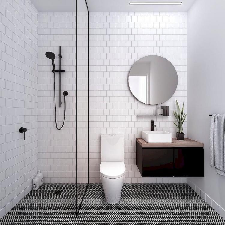 aménagement petite salle de bain