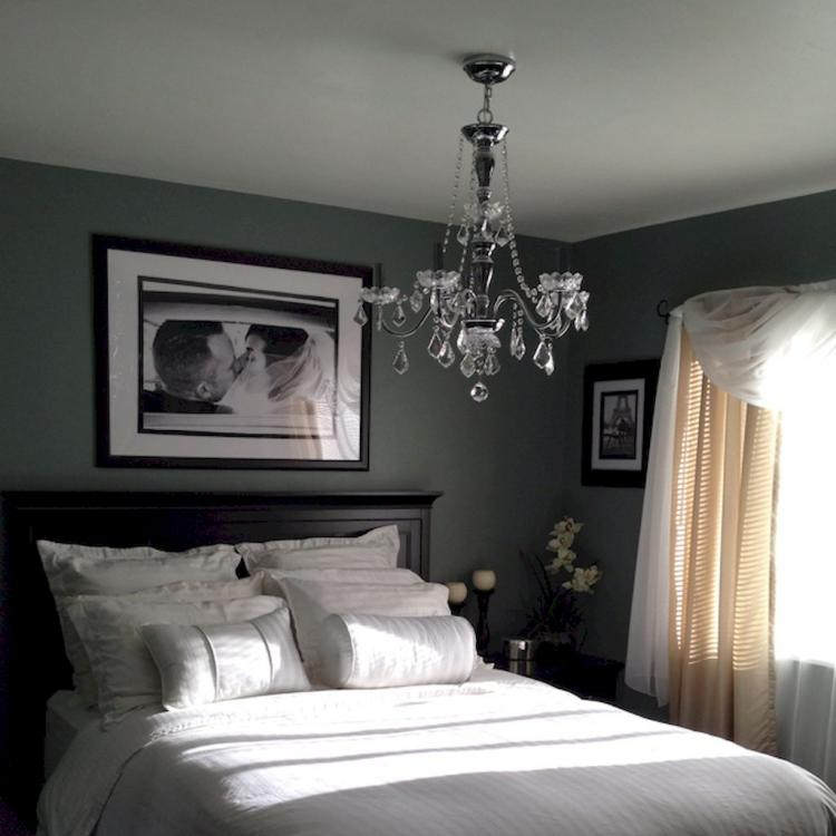 70+ Elegant Black And White Bedroom Style Inspirations