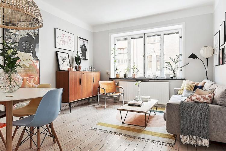 40 Gorgeous Farmhouse Apartment Decor Inspirations