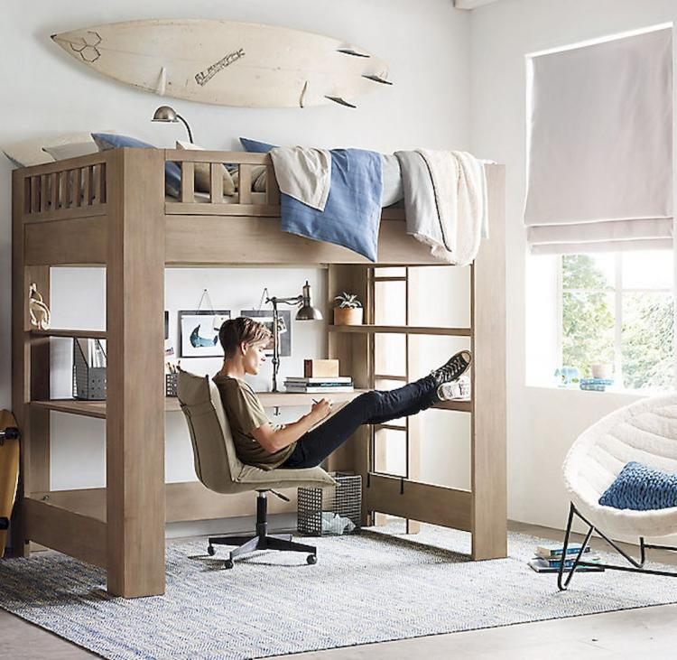 30+ Smart Bedroom Hack Inspirations On A Budget