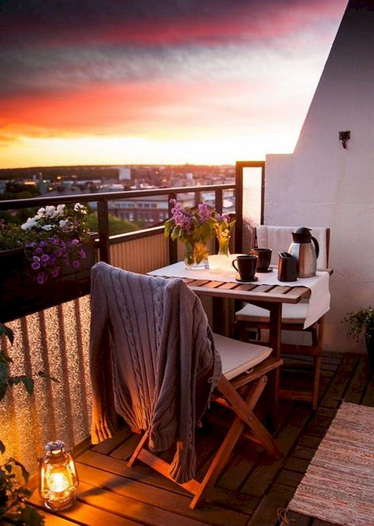 Apartment Decorating Ideas With Low Budget: Apartment Balcony Decorating Ideas On A Budget