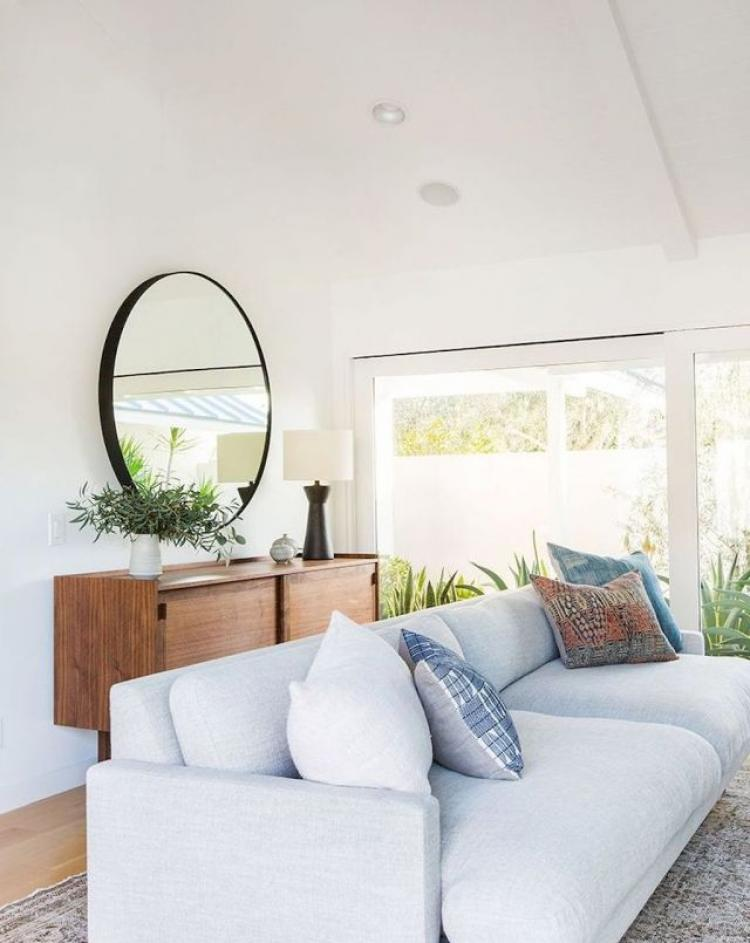 60+ MID Century Modern Living Room Decor Inspirations