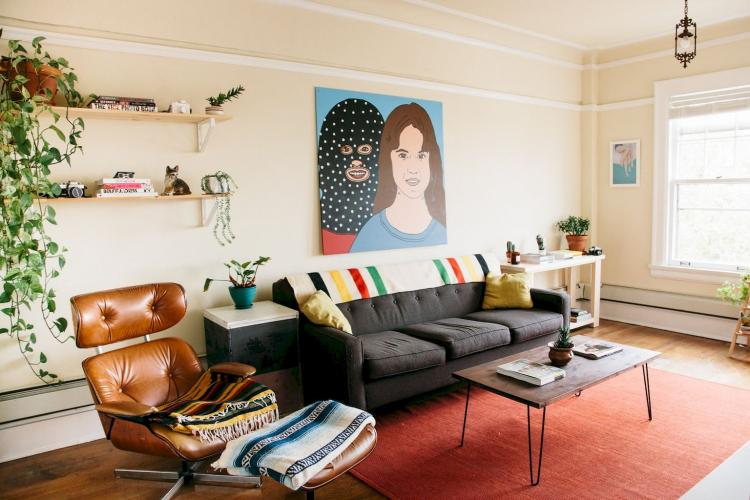 Rental Apartment Decorating Ideas on A Budget